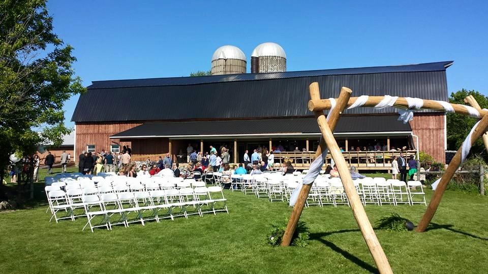 Rustic Barns for Wedding Venues